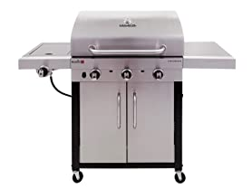 Char-Broil Infrared 2 & 3-Burner Gas Grills