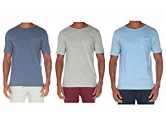 Unsimply Stitched Pocket Tee 3-Pack