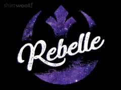I'm a Rebelle