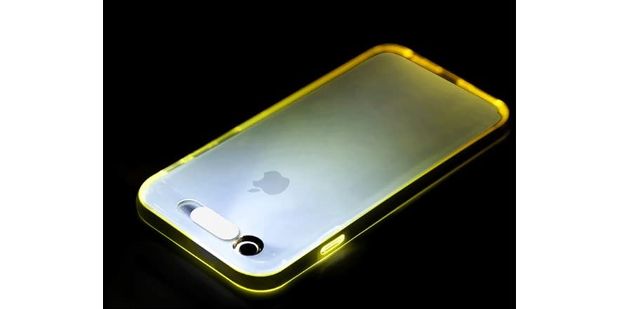 LED Light-Up Bumper Case For IPhone 6