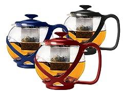 Primula Set of 3 Tempo Teapots