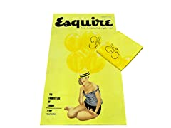 Esquire - Baloons Beach Towel