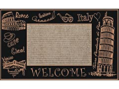 Italy Bronze Door Mat
