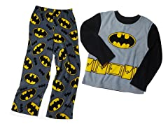 Batman 2-Piece Fleece Set (4-10)