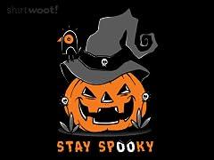 Stay Spooky, Friends