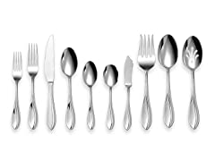 Cuisinart 45 Pc. Carbay Flatware Set