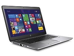 """HP EliteBook 850 15"""" 180GB SSD Notebook"""