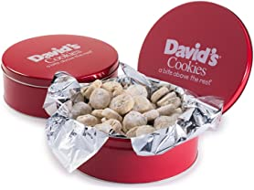 David's Cookies Butter Pecan Meltaways