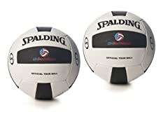 Spalding Volleyball 2-Pack