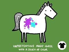 Unpretentious Unicorn