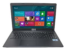 "15.6"" Intel Dual-Core, 500GB SATA Laptop"