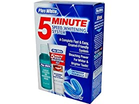 Plus  White 5-Minute Speed Whitening System
