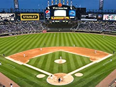 Celluar Field, Home of the White Sox