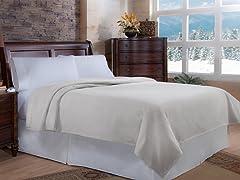 MacroMink Electric Warming Blanket
