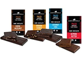 Brooklyn Born Chocolate Paleo Bars 8 Pack