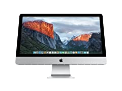 "Apple 27"" 5K iMac Ultra Thin 1TB Fusion"