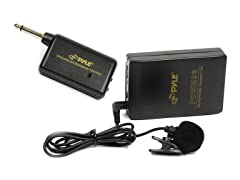 Lavalier Wireless Microphone System