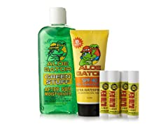 Aloe Gator Sunscreen Bundle