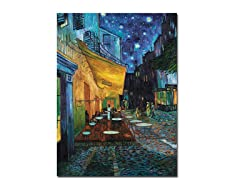 Vincent van Gogh Cafe Terrace - Canvas Art