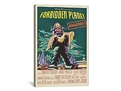 Forbidden Planet (2-Sizes)