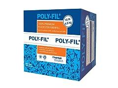 Fairfield 10-Pound Poly-Fil Premium Polyester Fiber- White