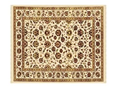 Izmir Collection Rug Ivory