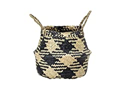 Bloomingville A82042439 Seagrass Basket