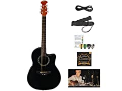 Ovation Applause Balladeer Acoustic-Electric
