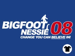 Bigfoot Nessie 08