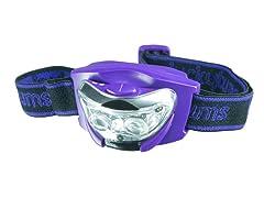 Purple - Kids Head Lamp