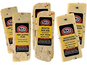 Heber Valley Cheese Fall Favorites