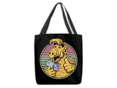 What A Nice Fellow Large Tote Bag