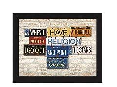 Vincent, Religion