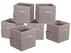 Storage Cube, 6-Pack - Your Choice