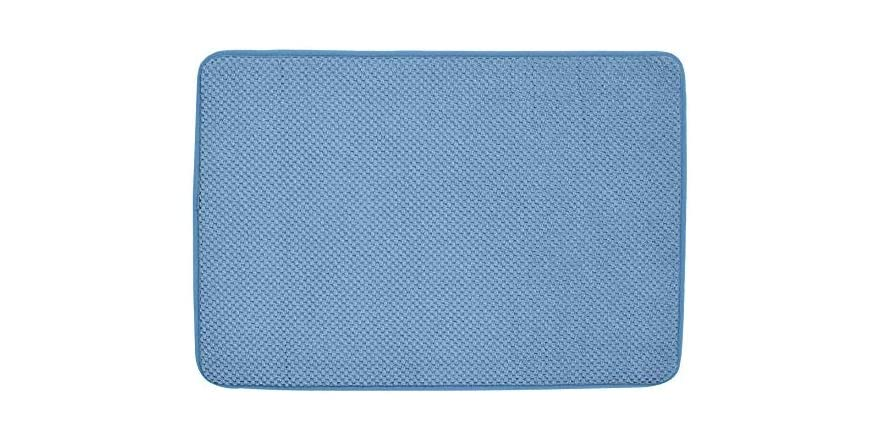 Textured Memory Foam Bath Mat
