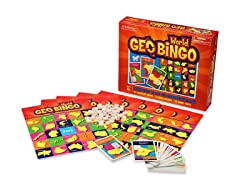 GeoBingo World Game