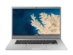 "Samsung 15.6"" 128GB Chromebook 4+"