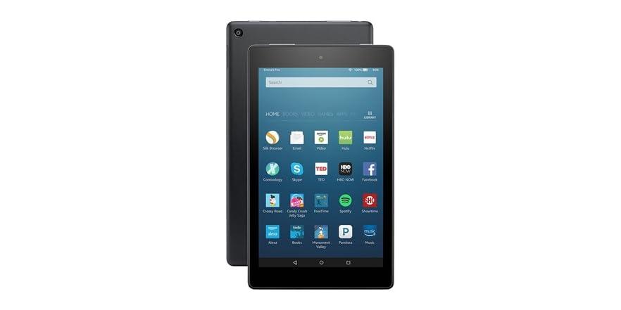 "Amazon Fire HD 8"" (2016) 16GB Tablet"