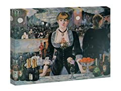 Manet A Bar at the Folies-Bergere (2Sizes)