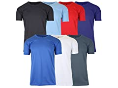 Men's 4-Pack Assorted S/S Tee