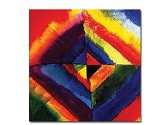 Wassily Kandinsky Color Study