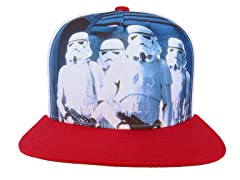 Kids Baseball Cap - Stormtrooper