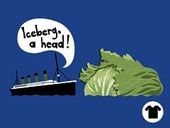 Iceberg, A Head!