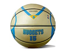 Carmello Anthony Jersey Rubber Ball