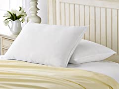 2 Pack Exquisite Hotel Signature Firm Density Pillow
