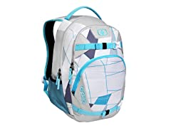 Rebel Backpack - Aqua Entropy