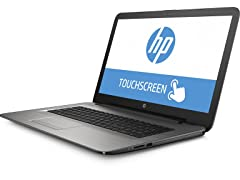"HP 17.3"" Intel Core i3 1TB SATA Touch Laptop"