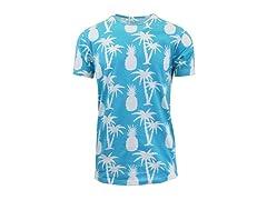 GBH Men's Printed Fashion T-Shirt