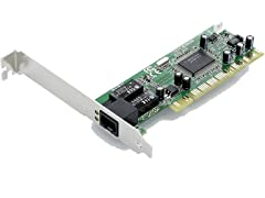 ASUS 10/100/1000Mbps Gigabit PCI Ethernet Adapter