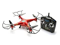 2.4GHz Four-Chan Waterproof Quadcopter